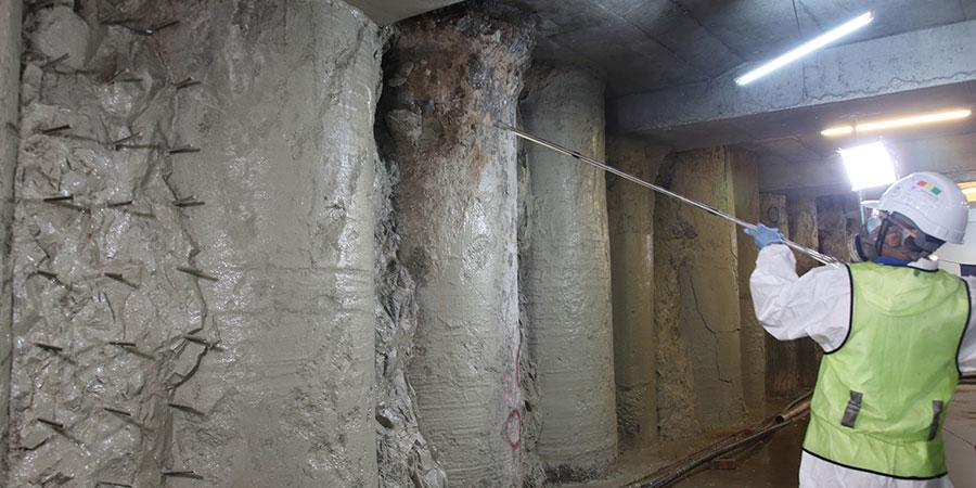Waterproofing Basement Walls Gcp, Waterproofing New Basement Walls